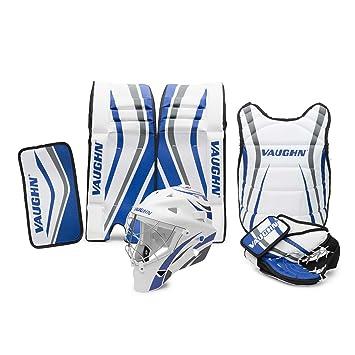 Vaughn Goalie Box Set 22 Rg Blue Grey Street Hockey Amazon Canada