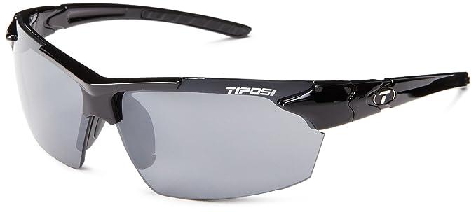5639cc1ea33 Amazon.com  Tifosi Jet 0210400270 Wrap Sunglasses
