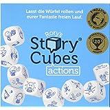 Hutter 603987 - Story Cubes Actions, Würfelspiel