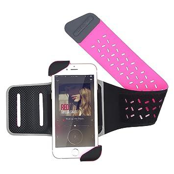 Lovi Cool brazalete deportivo Teléfono Móvil Sport pulseras Fitness iPhone, Android con tarjeta soporte para