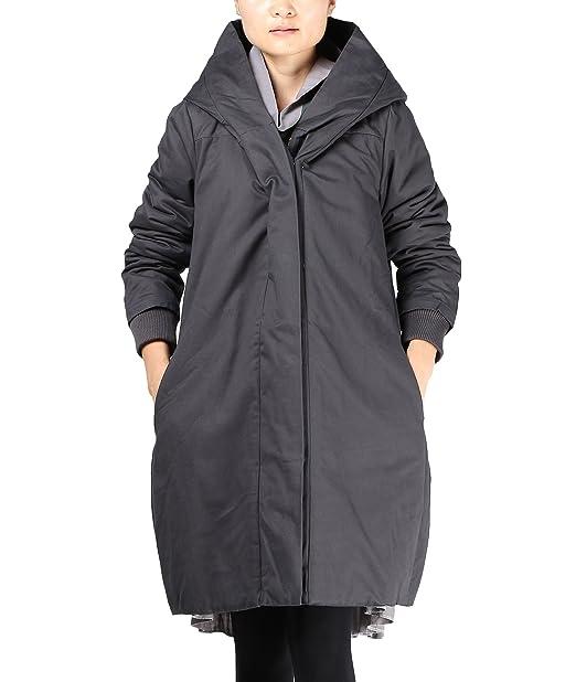 MatchLife Damen Zipper Jacket Hoodie Winter Warm Mantel: Amazon.de:  Bekleidung