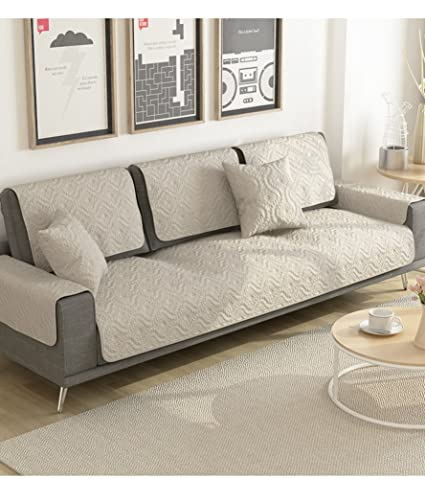 Amazon.com  Cotton sofa covers 5342594196