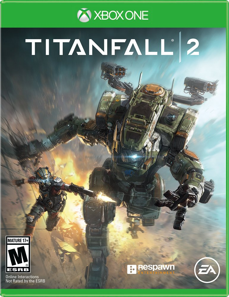 Titanfall 2 - Xbox One Standard Edition product image