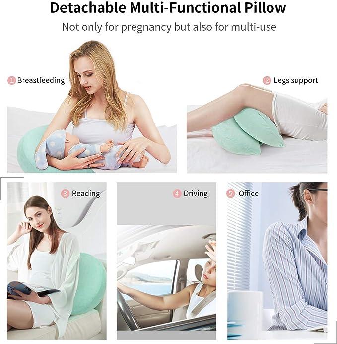 Pregnancy Pillow Wedge Maternity Body