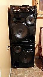 mx hs8500 giga sound system manual