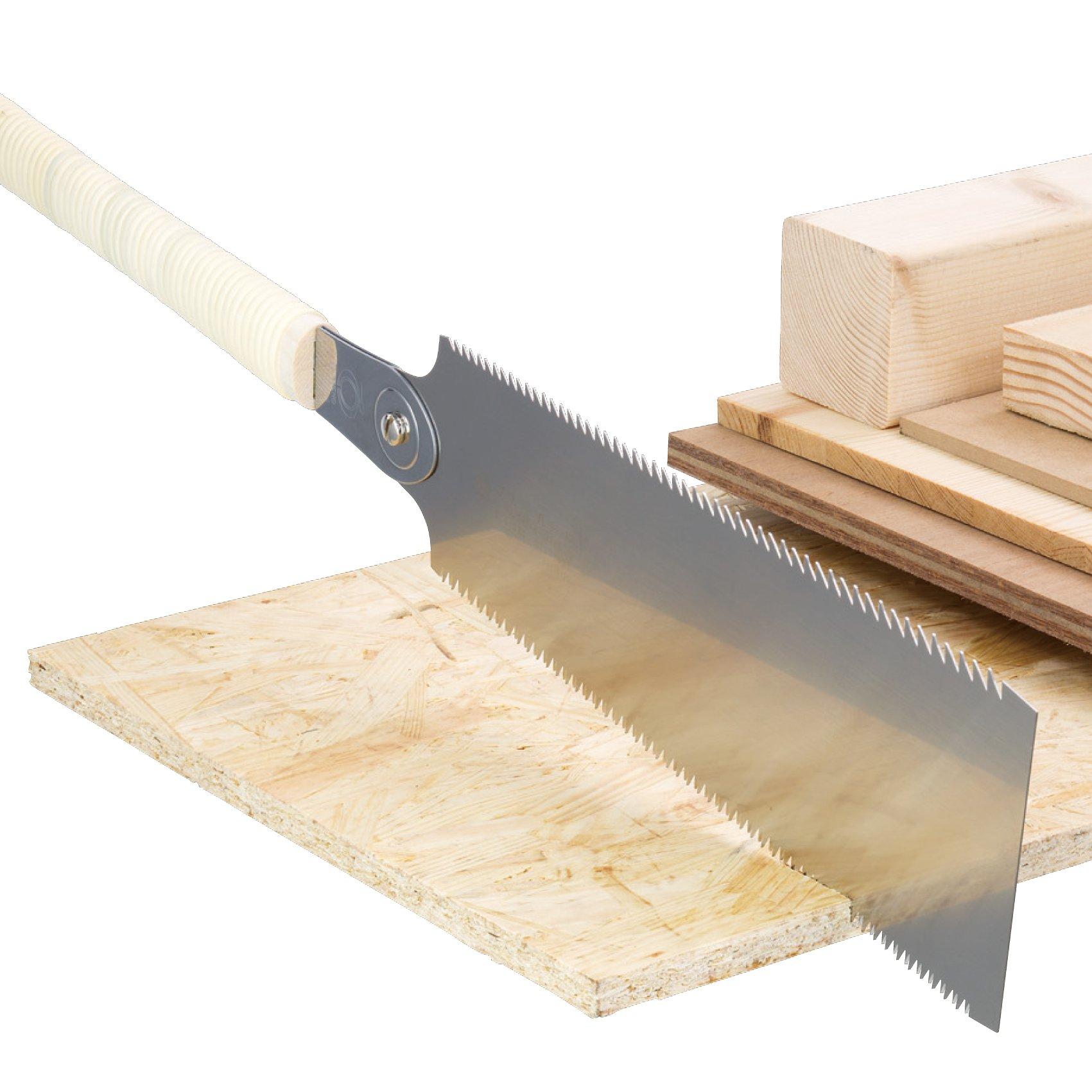 Gyokucho Noko Giri 270mm Double Edge (Ryoba) Razor Saw from Japan Woodworker by Gyokucho (Image #5)