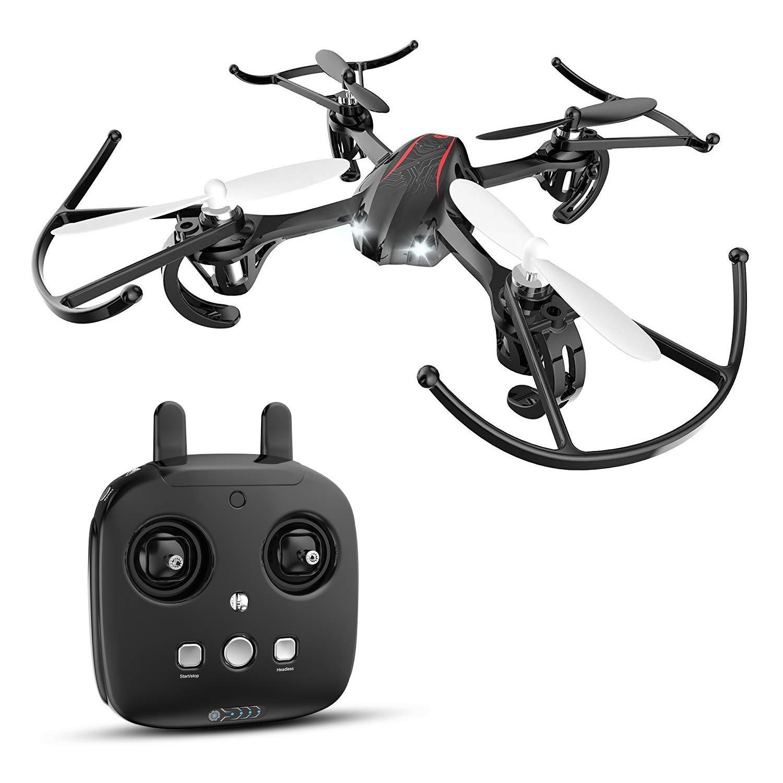 Holy Stone HS170G - Mini dron de cuadricóptero con función de ...