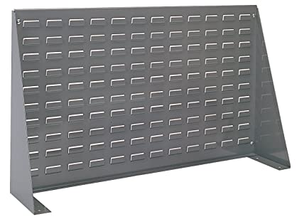 Amazoncom Akro Mils 98636 Louvered Steel Panel Bench Rack For