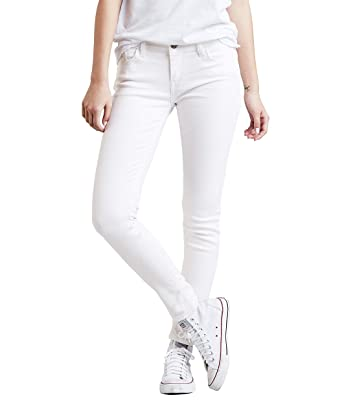 95afb57b Image Unavailable. Image not available for. Color: Levi's Women's 535 Super  Skinny Jean