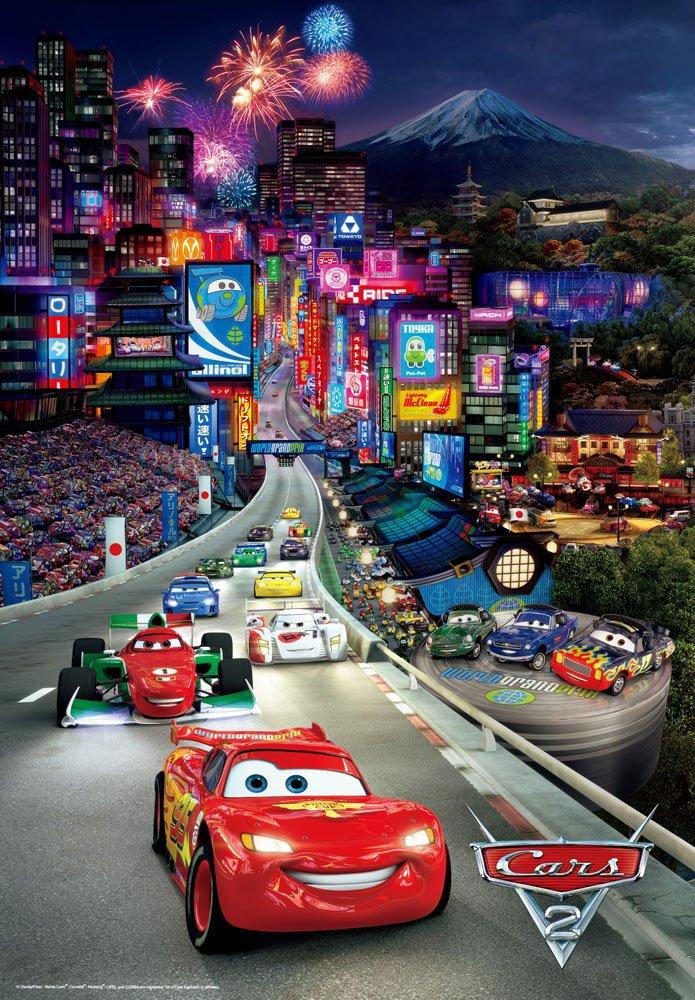 Disney Cars 1000 Peace in Tokyo circuit D-1000-407 (japan import)