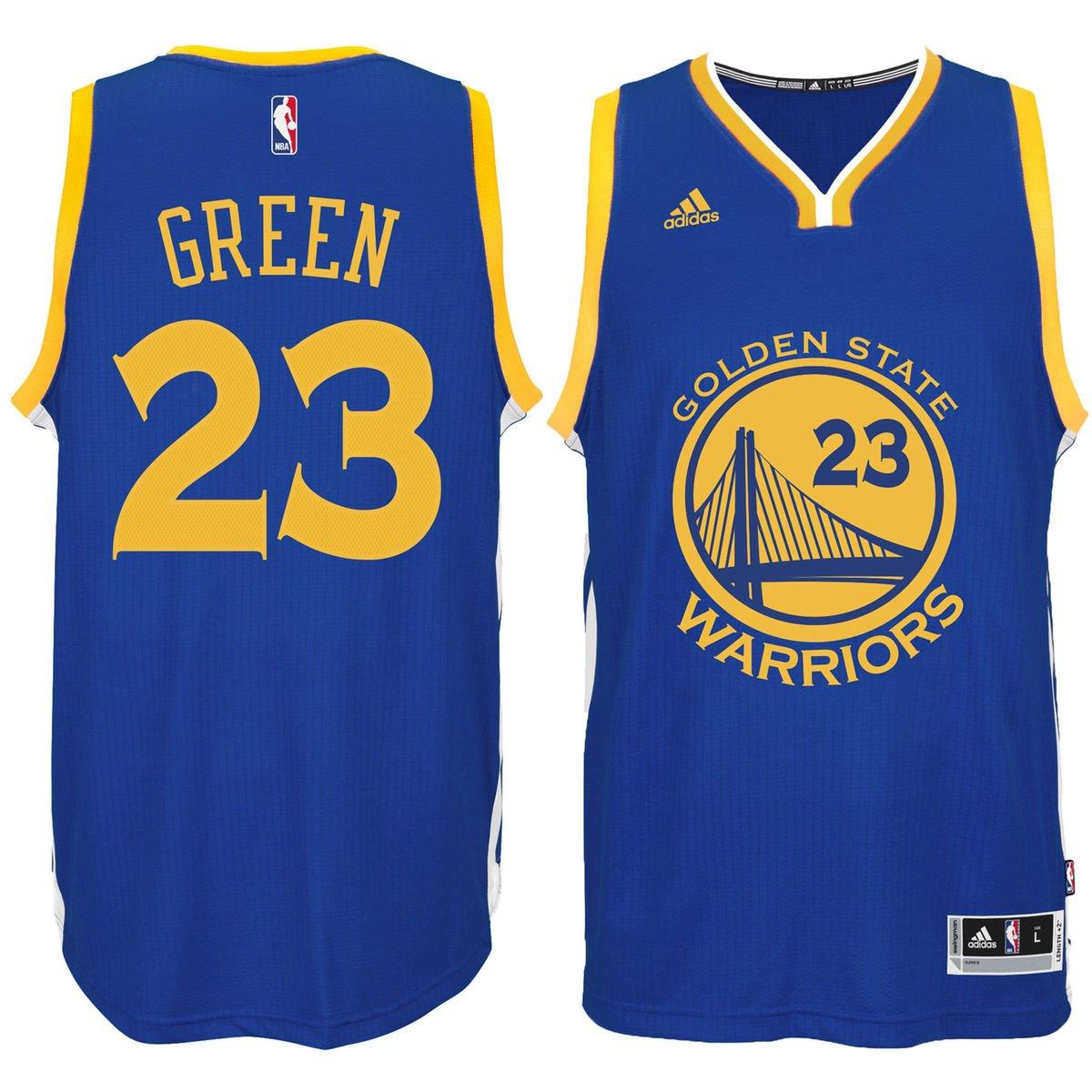 separation shoes 3ff55 04e69 Amazon.com: Draymond Green Golden State Warriors Blue NBA ...