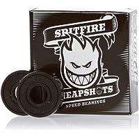 Spitfire Roulements de Skateboard Cheapshots - 8mm Noir