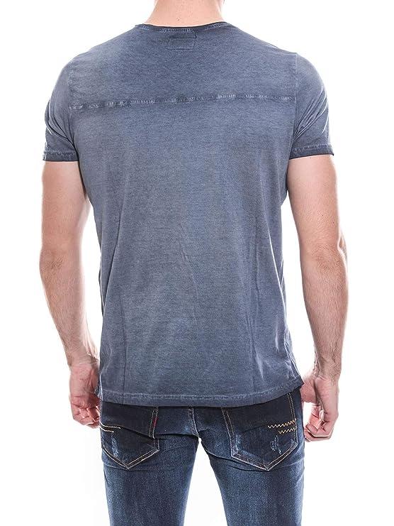 Modou T Coton Shirt Col Rond Cfltk1j Kj Homme Kapsule 2DH9WEI