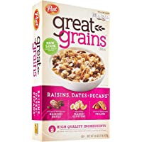Post Great Grains Raisins, Dates and Pecan, 453g