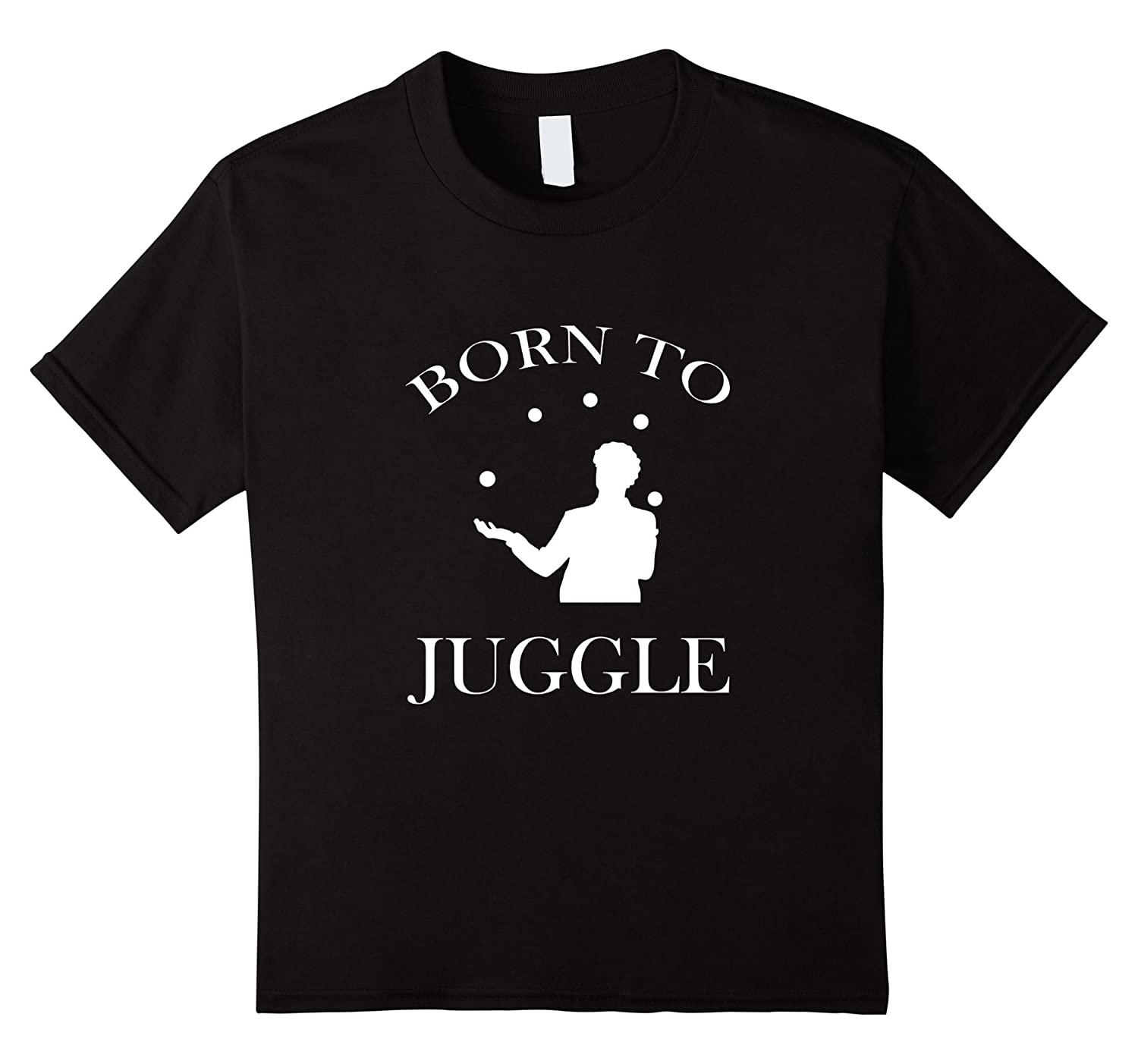 Womens Juggler Shirt Jugglers Large-Samdetee