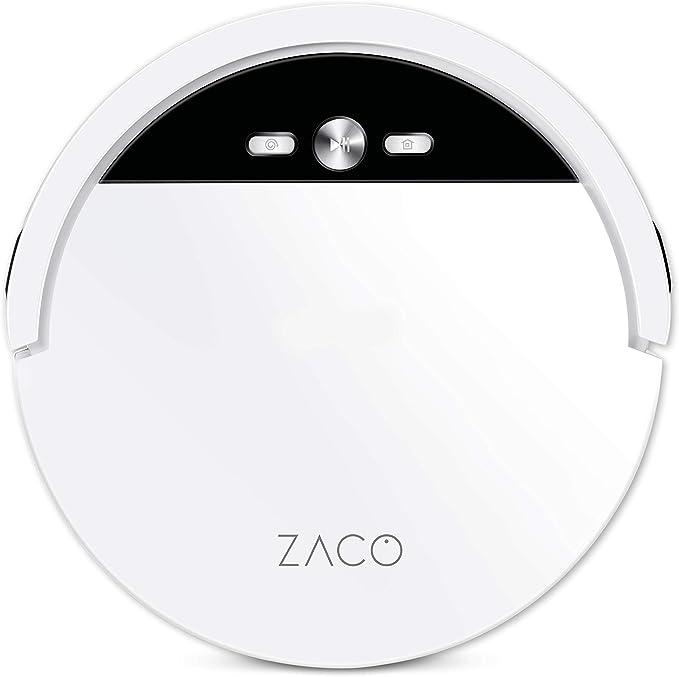 ZACO V4 - Robot aspirador con 4 Modos de Limpieza y Limpieza para ...