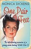 One Pair of Feet: The Entertaining Memoirs of a Young Nurse During World War II: A Virago Modern Classic (Virago Modern Classics)