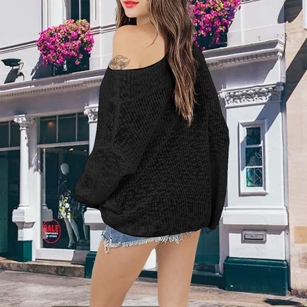 Ulrico1 Womens Casual Pullover 3//4 Sleeves Zipper Sweater Shirring Blouse Henley Shirt