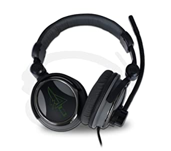 Turtle Beach Ear Force Z6A - Auriculares de diadema para PS3/Xbox 360/PC, diseño de Call of Duty Modern Warfare 3: Amazon.es: Videojuegos