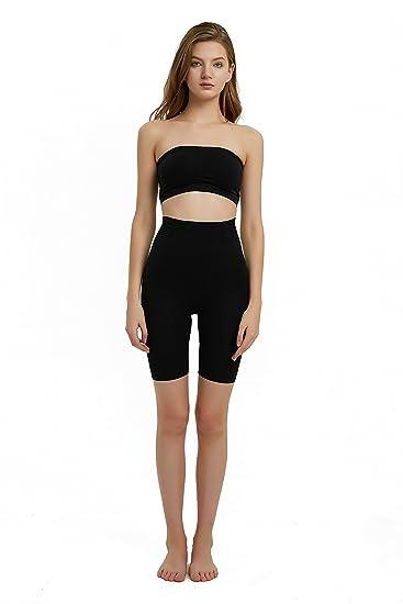 82f531e89ae3f YJDS Tummy Control Shapewear Women Seamless Underwear High Waist Thigh  Slimmer at Amazon Women s Clothing store