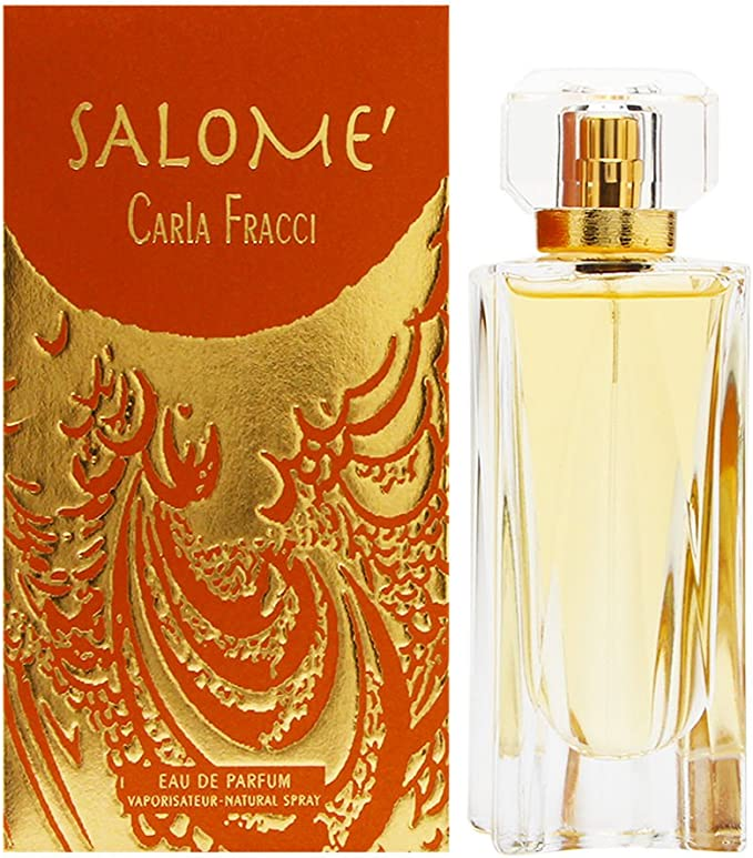 Salomé Eau de Parfum 50 ml Spray Donna