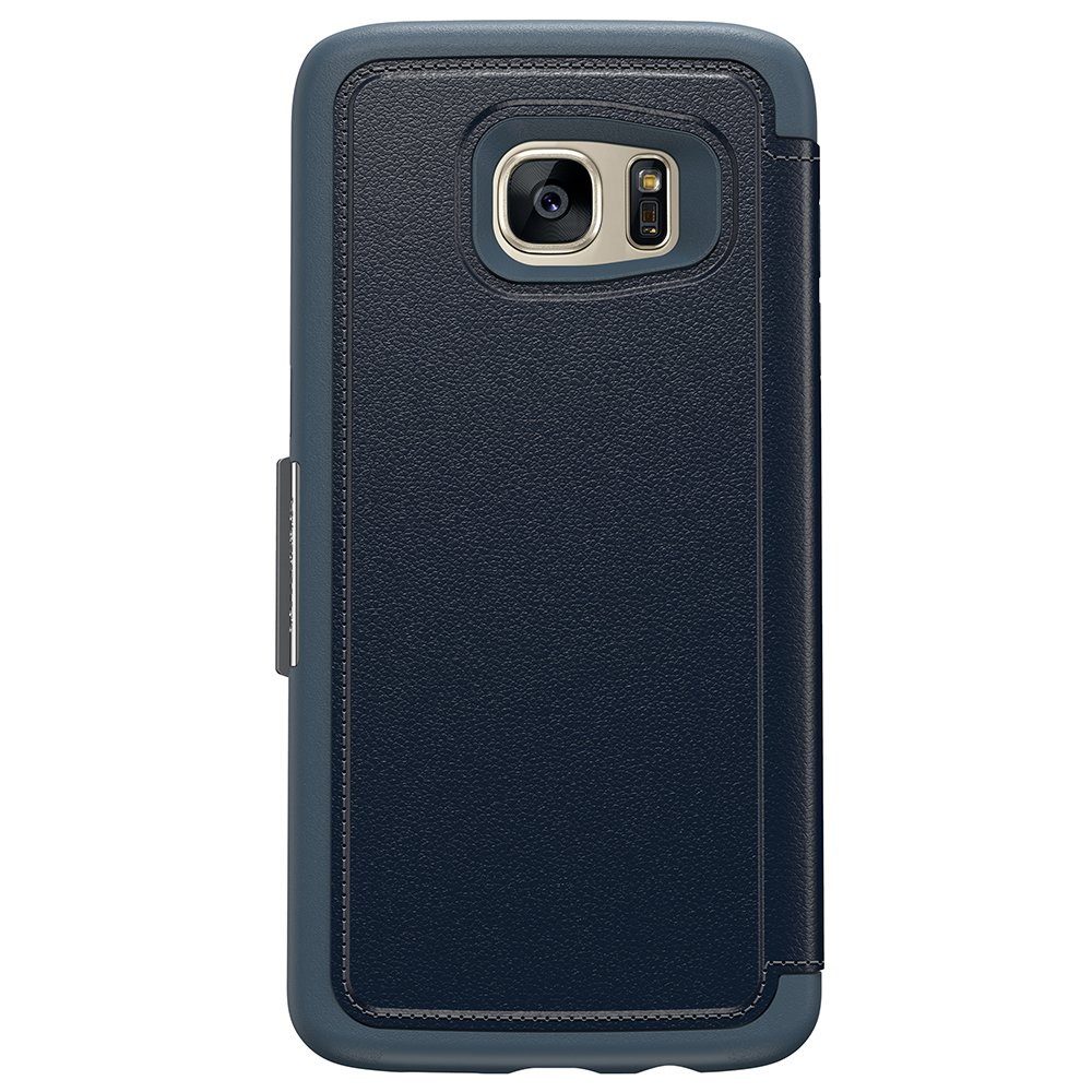 OtterBox STRADA SERIES Case for Samsung Galaxy S7 Edge - Retail Packaging - Tempest Night by OtterBox (Image #4)
