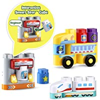 Deals on LeapFrog LeapBuilders Roads and Railways Vehicles