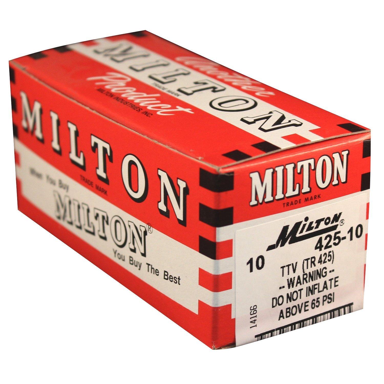 Milton 425-10 2'' Tubeless Tire Valve - Box of 10 by Milton Industries (Image #2)