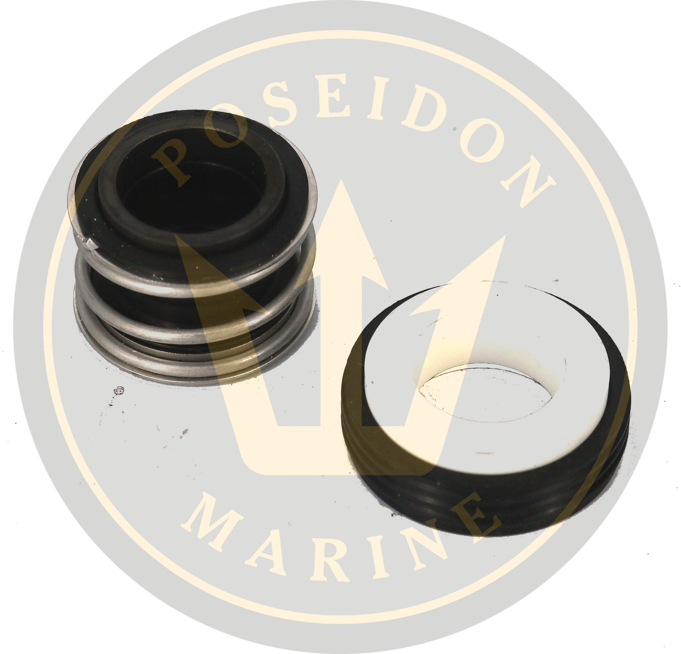 Poseidon Marine Sea Water Pump Seal for Volvo Penta D60 D70 D100 D120 D5A-T D7-T RO 822708 by Poseidon Marine