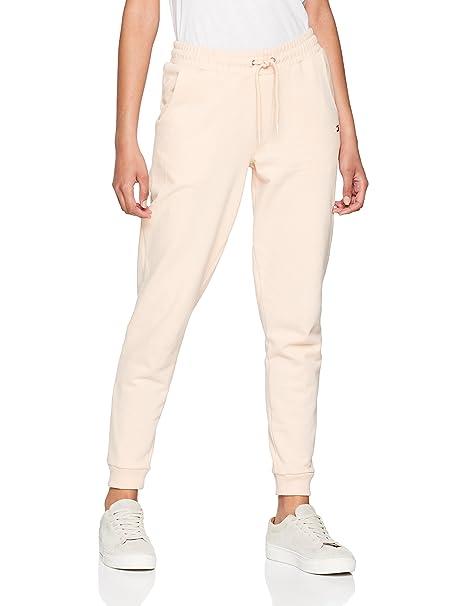 Tommy Hilfiger Track Pant, Pantalones de Pijama para Mujer