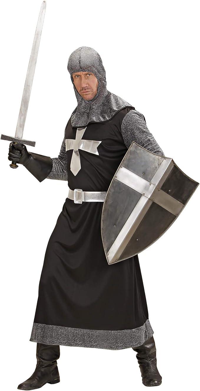 Dark Crusader - Disfraz para hombre (medieval): Amazon.es ...