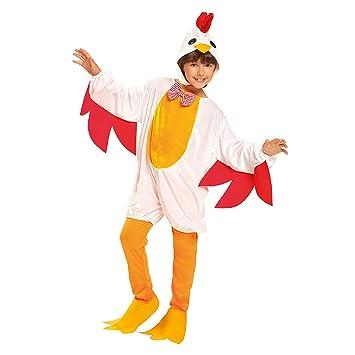 My Other Me - Disfraz de Gallina, talla 7-9 años (Viving Costumes ...