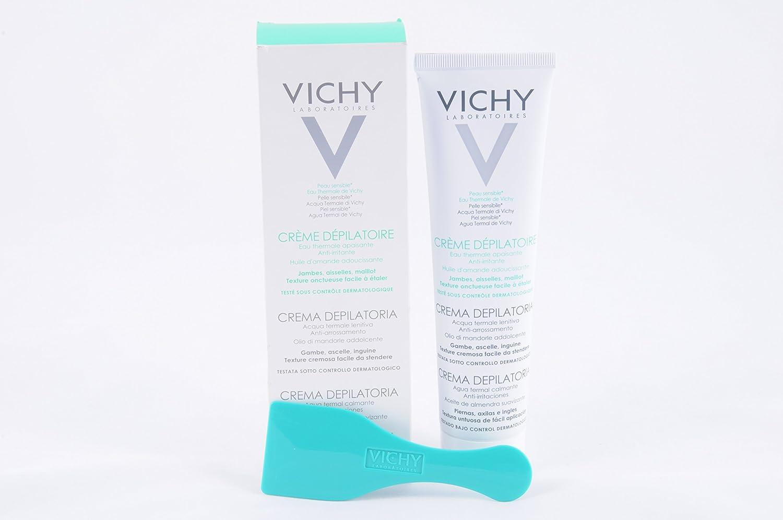 VICHY depilacion crema dermo tolerante: Amazon.es: Salud y cuidado personal