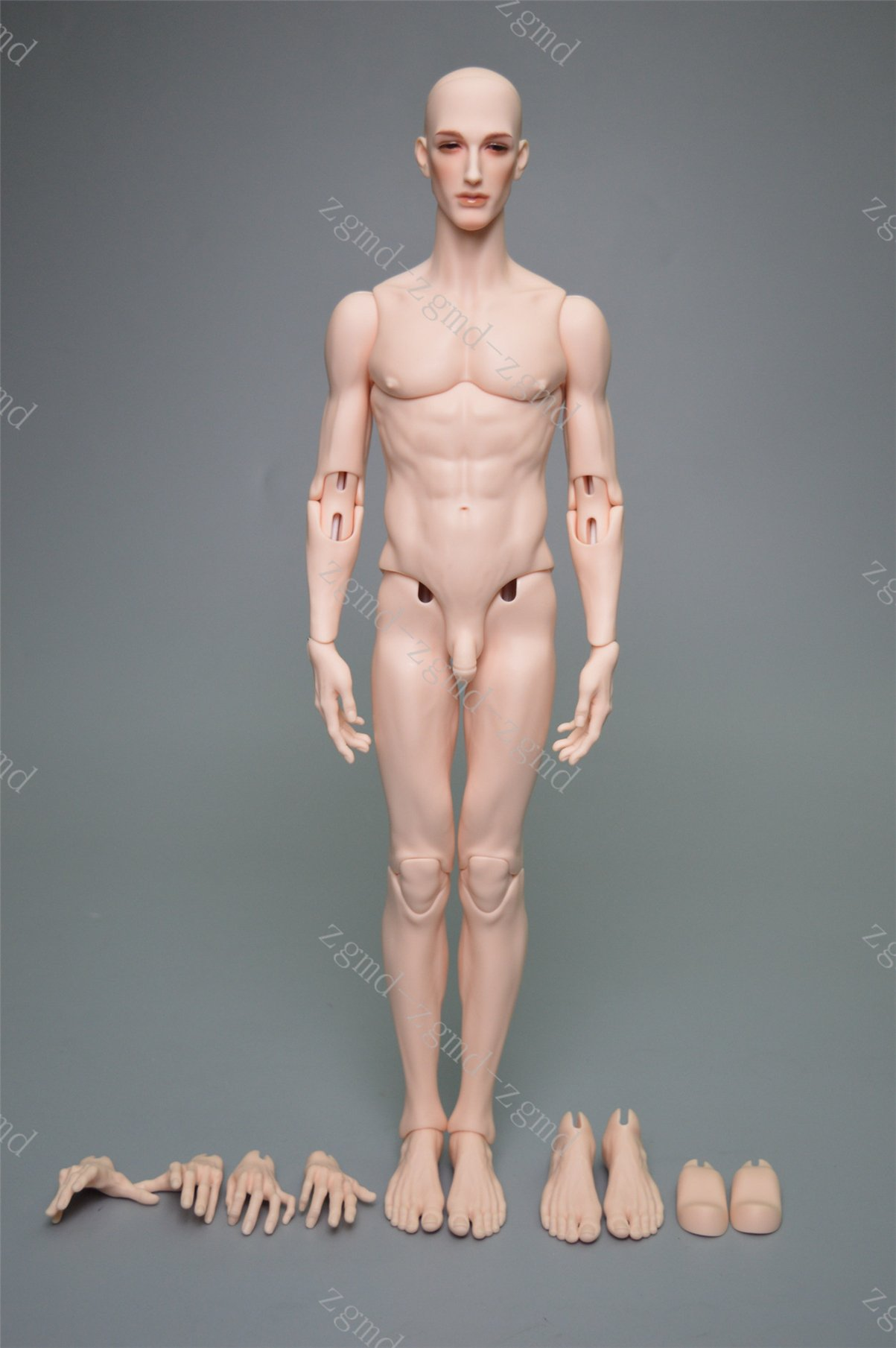 Zgmd 1/4 BJD doll SD David male doll contains make-up by Zgmd (Image #1)