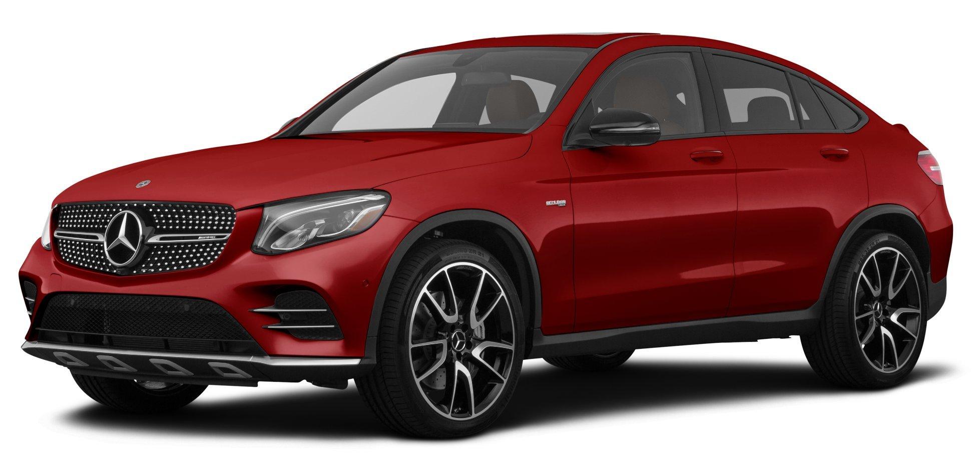 2017 Porsche Cayenne, All Wheel Drive, 2017 Mercedes-Benz GLC43 AMG, 4MATIC Coupe ...