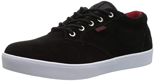 Zapatillas MTB Etnies Jameson Mid - Brandon Semenuk Pro Model Crank Series Negro: Amazon.es: Zapatos y complementos