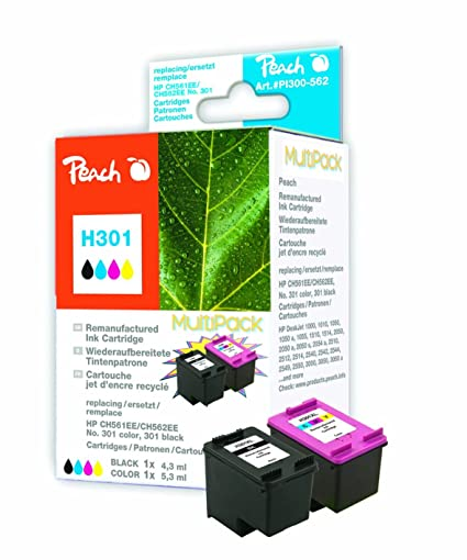 Peach PI300-562 cartucho de tinta Negro, Cian, Magenta ...