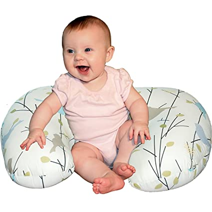 ffdb79ff320 Jolly Jumper Babysitter Cushion, Cream