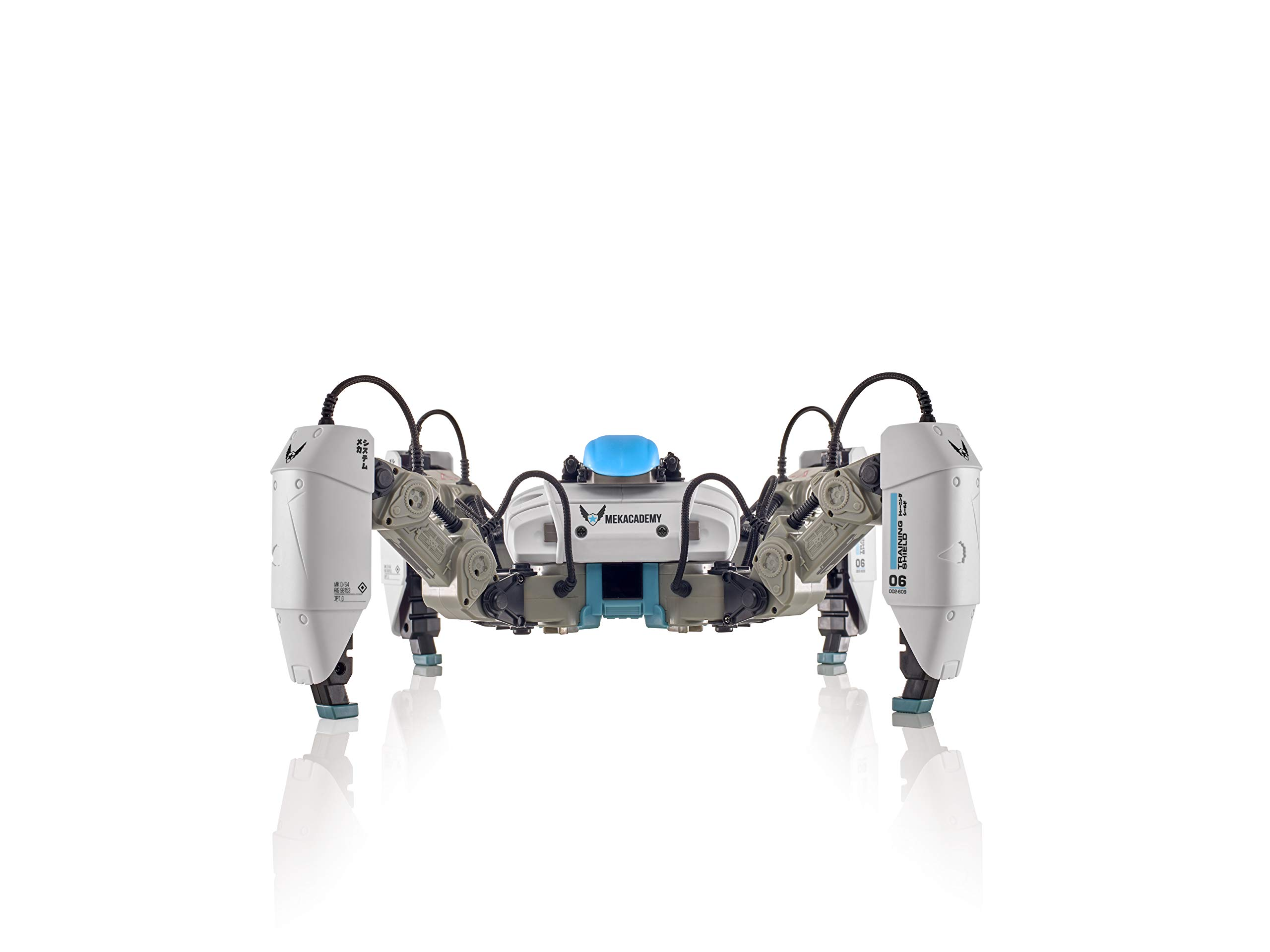 Mekamon Berserker V1 Gaming Robot - US (White)