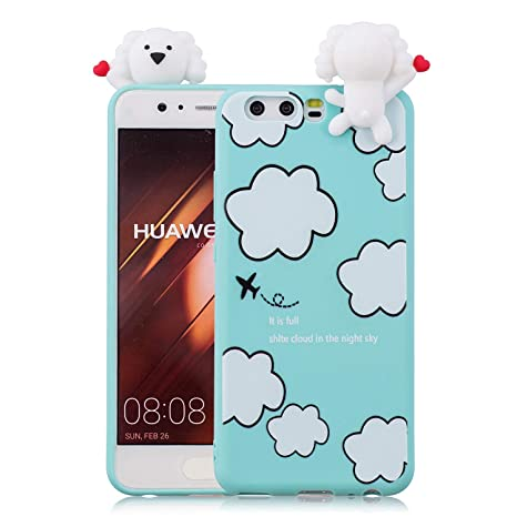 buy popular 5a22f bc19e Amazon.in: Buy Bangcool Huawei P10 Case Impact Resistant Soft ...