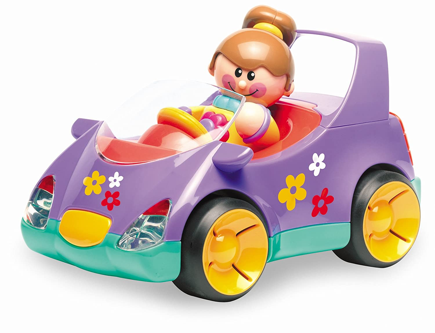 Tolo Toys First Friends Car Pastel Colors Figures Amazon Canada