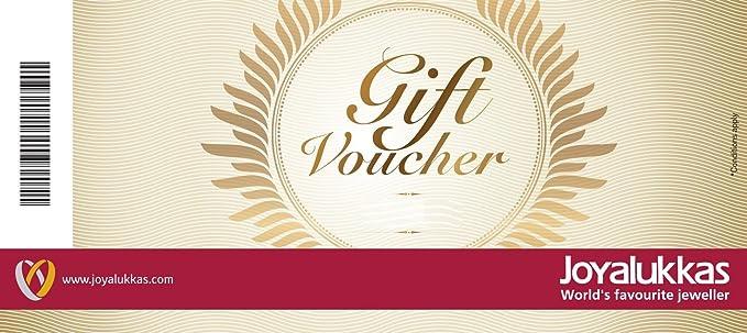 joyalukkas gold diamond jewellery gift voucher rs 2000 amazon