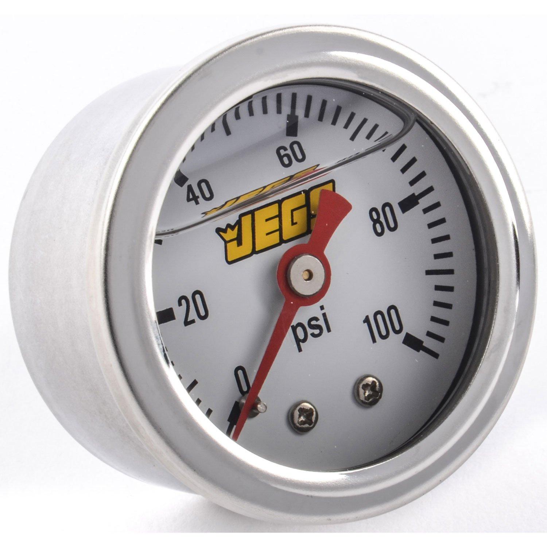 Jegs fuel pressure gauge