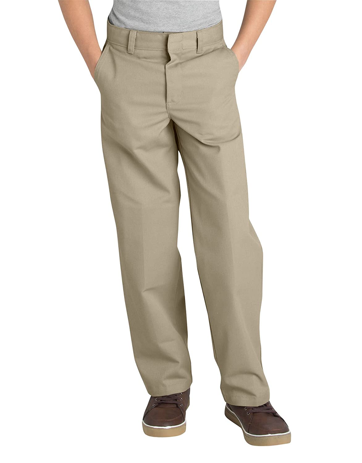 Dickies Boys' Flex Waist Flat Front Pant Dickies Boys 8-20 KP0123