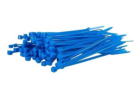 Bridas para cables Gocableties 500 color negro 100 x 2,5 mm, nailon, tama/ño peque/ño