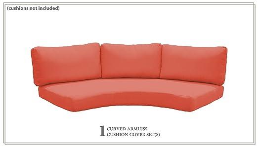 TK Classics Fundas para Cojines de sofá de Respaldo bajo ...