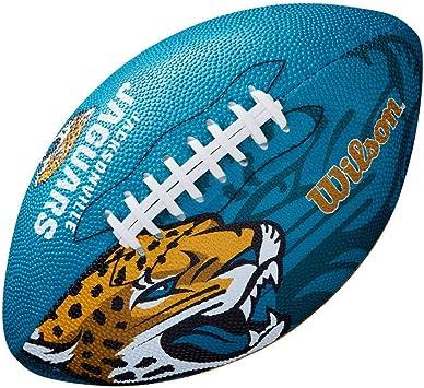 Wilson WTF1534XBJX Pelota de fútbol Americano NFL JR Team ...