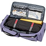 HOMEST Carrying Case Compatible with Cricut Explore Air 2, Cricut Maker, Silhouette CAMEO3, Purple