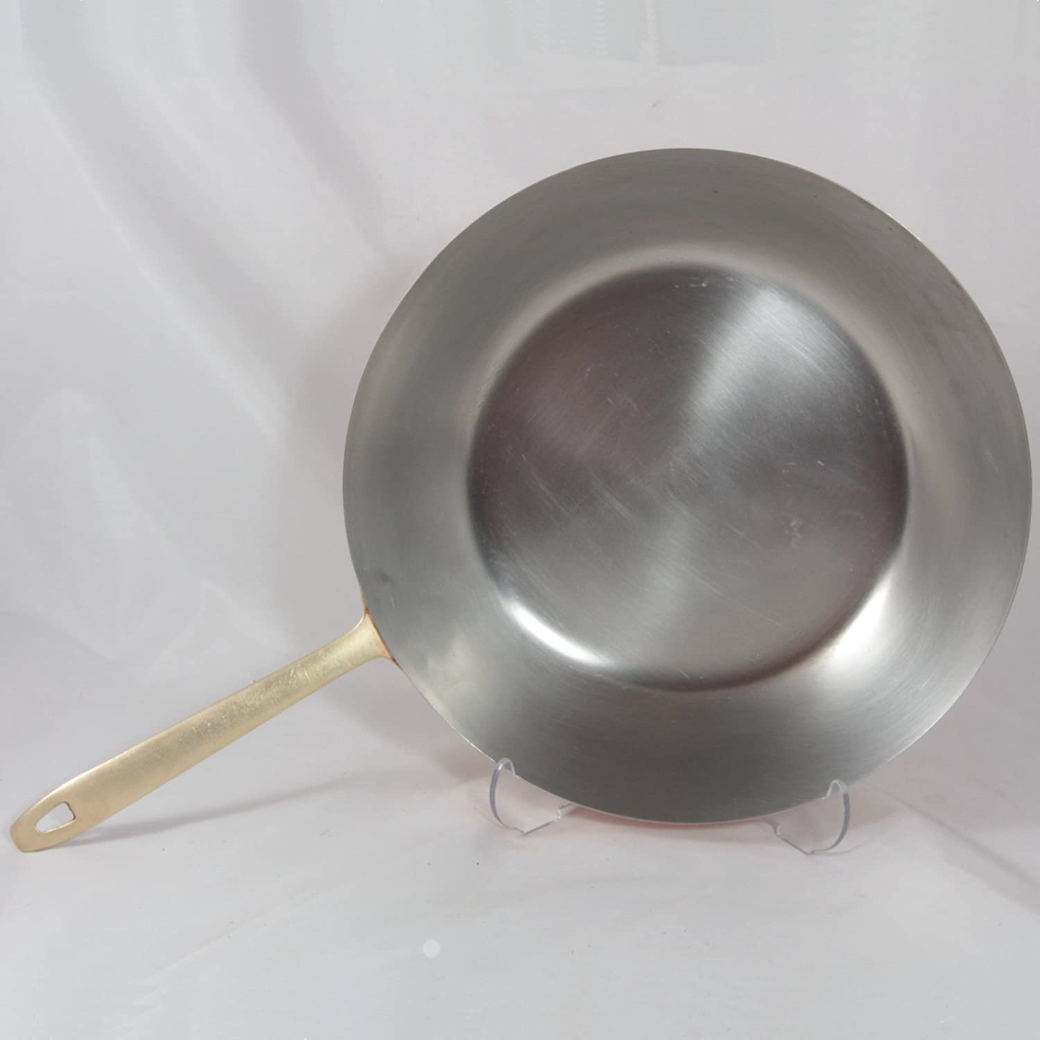 Amazon.com: Revereware Paul Revere Signature 1776/1976 Copper/Stainless Steel Skillet 10 1/2 Inch: Pans: Kitchen & Dining