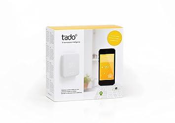 Tado° - Kit de Inicio V2, Termostato Inteligente, Control ...